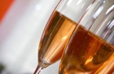 Le Champagne rosé