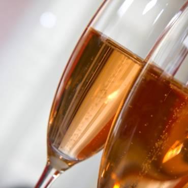 Les secrets du champagne rosé